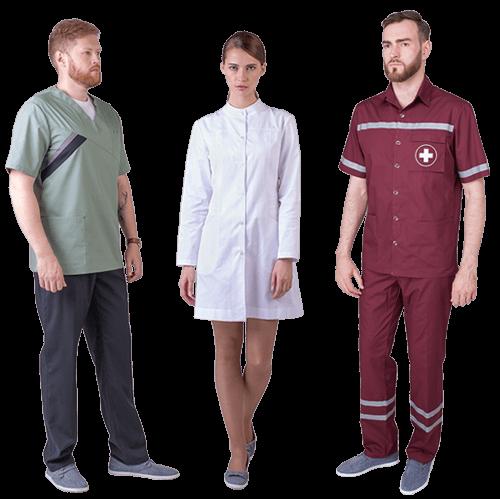 f86fe674e21 Медицинская одежда в Уфе - интернет-магазин Кузьмин
